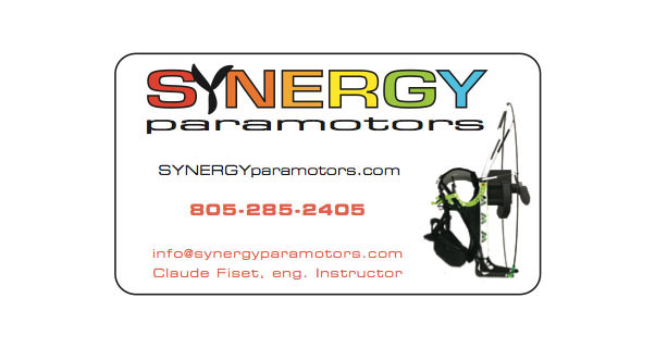 Synergy II paramotors for sale