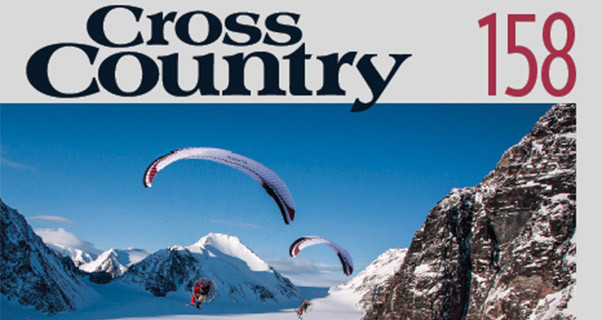 Cross Country 158: What's in the latest issue…