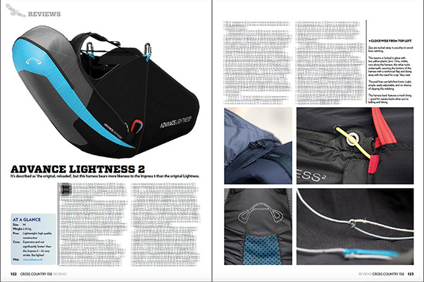 Advance Lightness 2 review