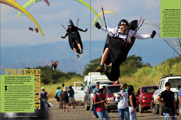 Paragliding World Championships