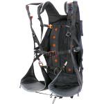 Apco's split-legged paramotor harness