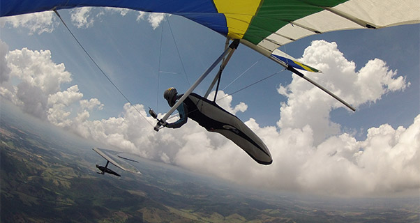 Flying with Dustin: On tour in Brazil