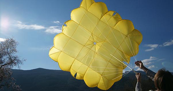 Niviuk Octagon reserve parachute