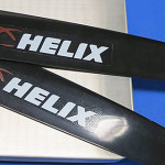 Lightweight Helix propeller