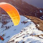 Nova Ibex 3 mountain paraglider – EN A / C