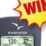 Win a Flymaster GPS SD flight instrument