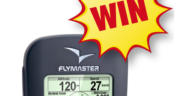 Win a Flymaster GPS SD flight instrument