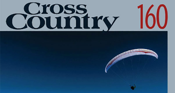Cross Country 160: What's in the latest issue