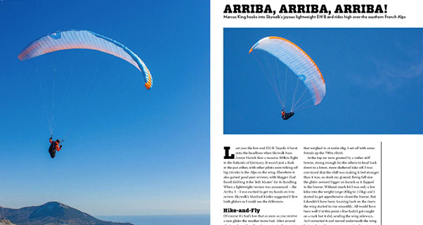 Arriba 3 review