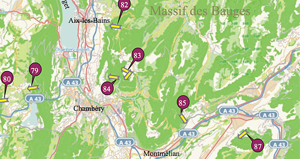 Topo guidebooks to French flying sites