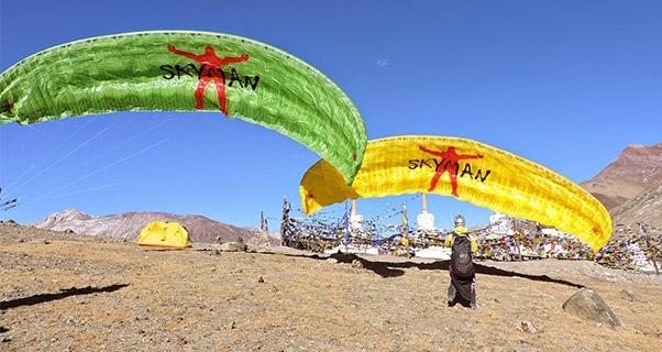 Beyond Bir: Chasing 7,000m in Keylong