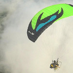 Apco Touring Vista III and Force SP paragliders