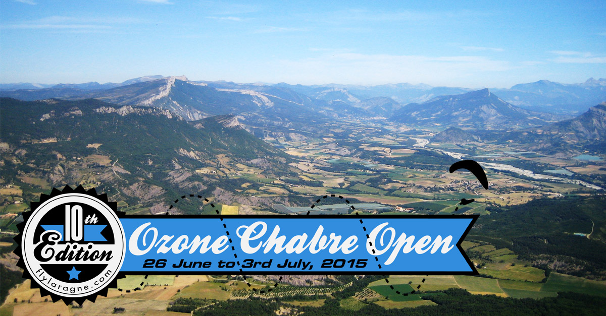 Andrew Williams wins Ozone Chabre Open 2015