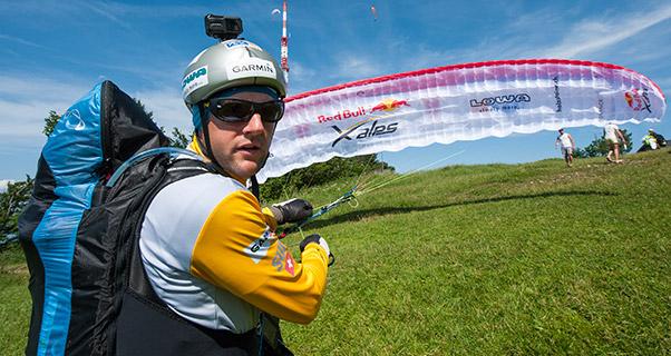 Chrigel Maurer: Pre-X-Alps 2015 interview