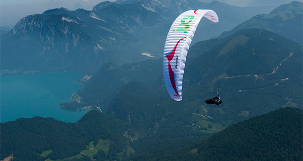 Cross Country Magazine at the Red Bull X-Alps