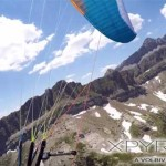Video: Across the Pyrenees by paraglider