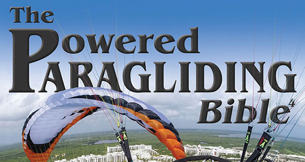 New Book: Powered Paragliding Bible v4