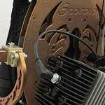 Airfer Scorpio paramotor frame