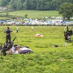 Parafest 2015: new UK flying festival