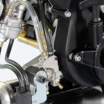 Polini Thor 80: compact two-stroke engine
