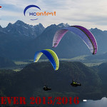 XC Fever 2015/2016: win a UP paraglider