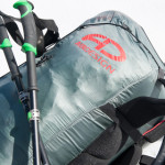 Lightweight paraglider rucksack from AirDesign