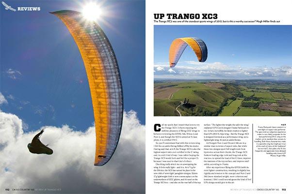 Review: UP Trango XC3, EN C