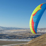 Ozone Jomo –EN A hike-and-fly paraglider