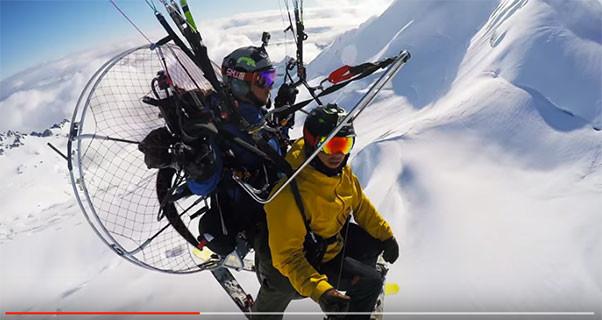Alaskan Airdrop: Paramotoring in the Alaskan Backcountry