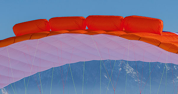 Independence Zippy PT – beginners' paraglider