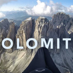 Video: Amazing day in the Dolomites