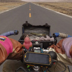 Round the World on a Bike: Olivier Peyre comes home