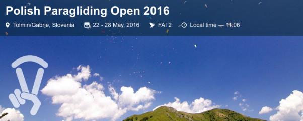 Polish Paragliding Open @ Tolmin | Tolmin | Slovenia