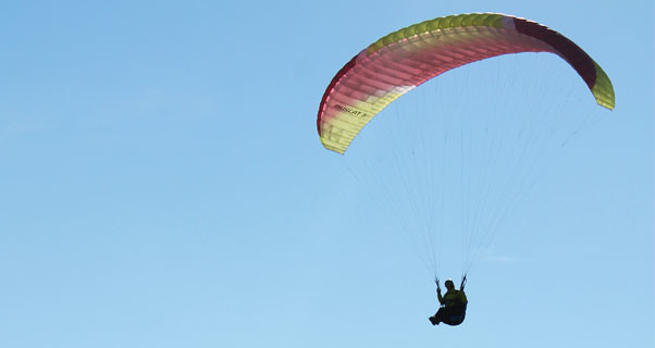 Sky Country Muscat 3: EN-A paraglider