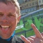 Carl Wallbank: 275km UK HG goal record