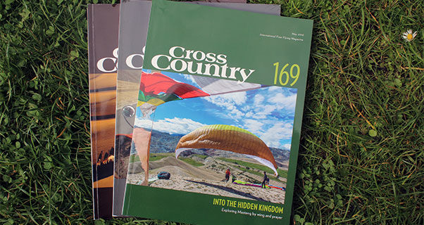 Cross Country 169: May 2016