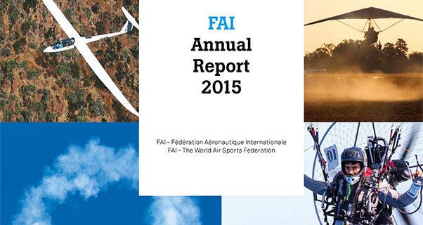 FAI 2015 Annual Report released