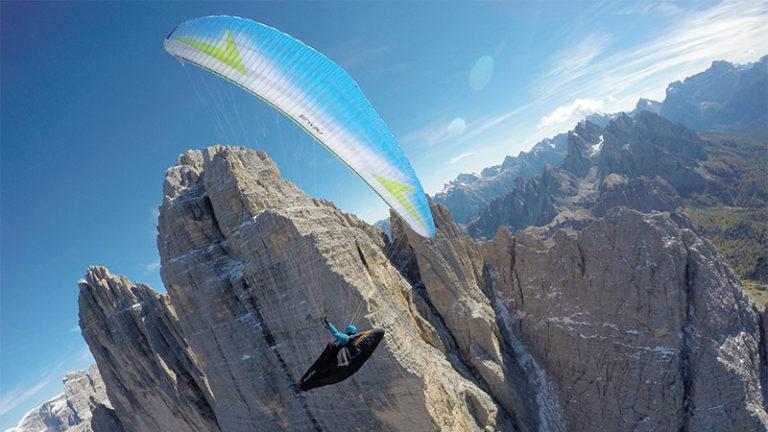 Paragliding psychology