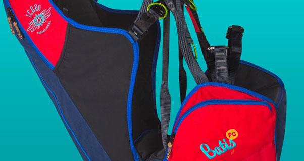 Icaro Batis passenger harness