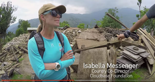 GoPro for a cause: the Nepal Earthquake
