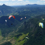 Paragliding Word Cup: Castelo 2016