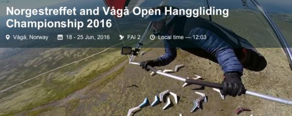 Vågå HG Open 2016 @ Våga | Nordland | Norway