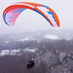 Triple Seven Deck: entry-level EN-A paraglider