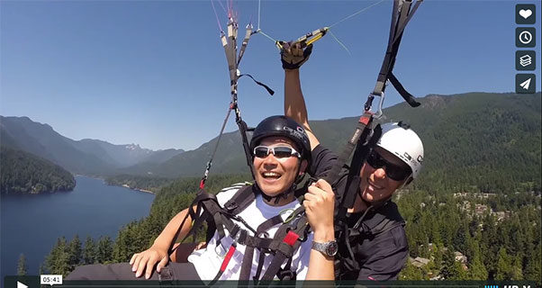 Video: tips and tricks for tandem pilots