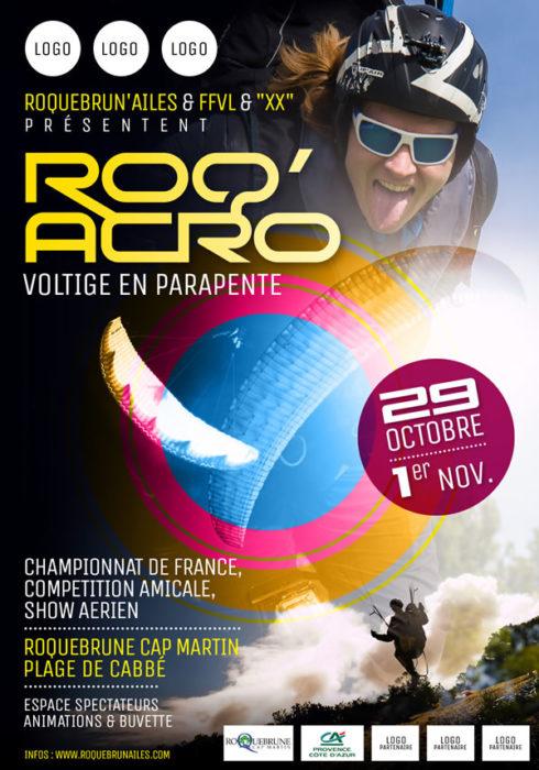 Roq'Acro (PG acro competition) @ Roquebrune-Cap-Martin | Provence-Alpes-Côte d'Azur | France