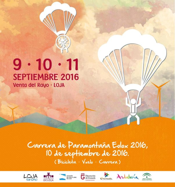 Loja 2016: 14th Free Flight Gathering @ Loja | Loja | Andalusia | Spain