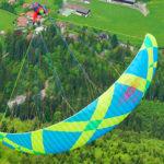 Icaro release Nikita 5 freestyle wing