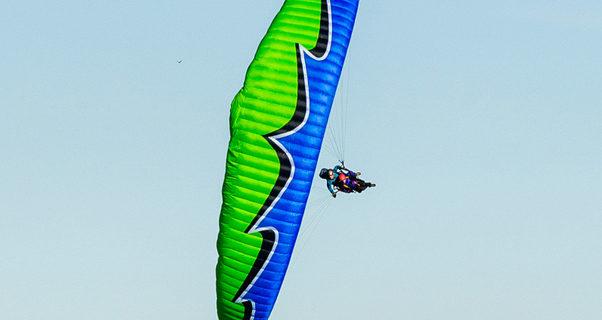 U-Turn Passenger 2 tandem paraglider