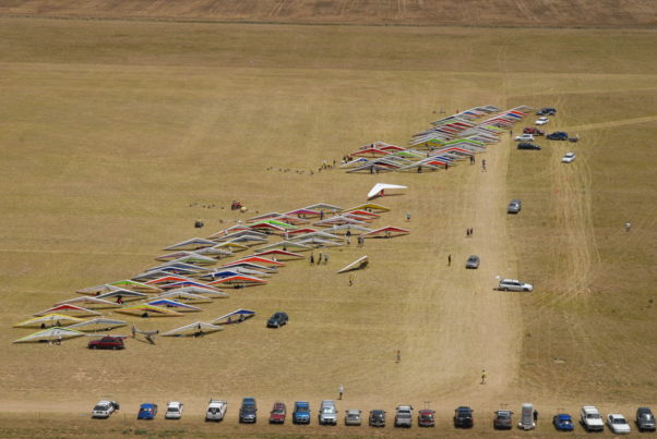 Forbes Flatlands Hang Gliding Championships 2017