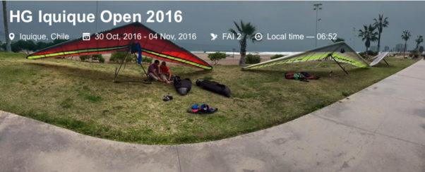 Iquique Hang Gliding Open 2016 @ Iquique | Tarapacá Region | Chile